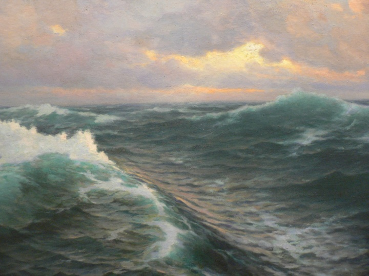 The Sailor's Lover – Poem by PChatelain