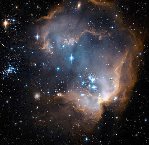 Starbirth in magellanic cloud