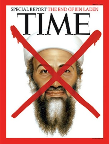 Osama Bin Laden, TIME Magazine, (May 2011)