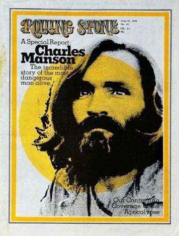 Charles Manson, LIFE Magazine (June 1970)