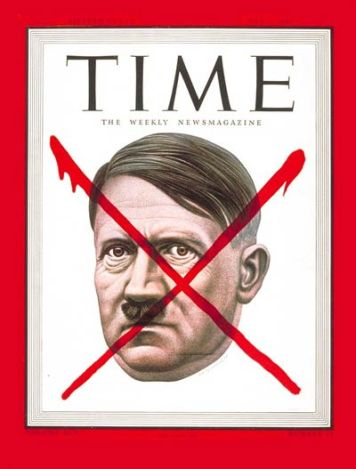 Adolf Hitler, TIME Magazine (May 1945)