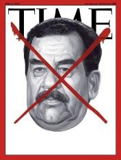Saddam Hussein, TIME Magazine, (April 2013)