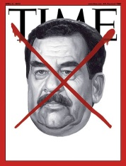 Saddam Hussein, TIME Magazine, (April 2013)