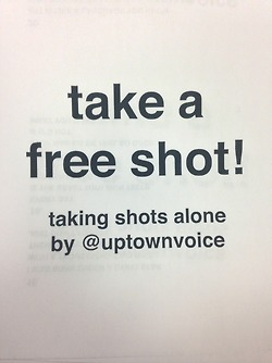 FREE POETRY: Taking Shots Alone 1 & 2 by Phillipe Chatelain