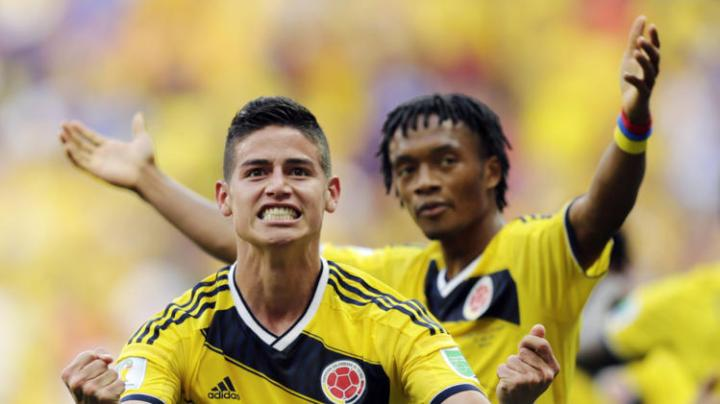 Team Colombia (From Google Images)