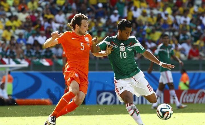 Mexico vs. Nederland
