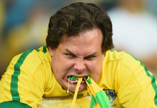Brazil loses 7-1