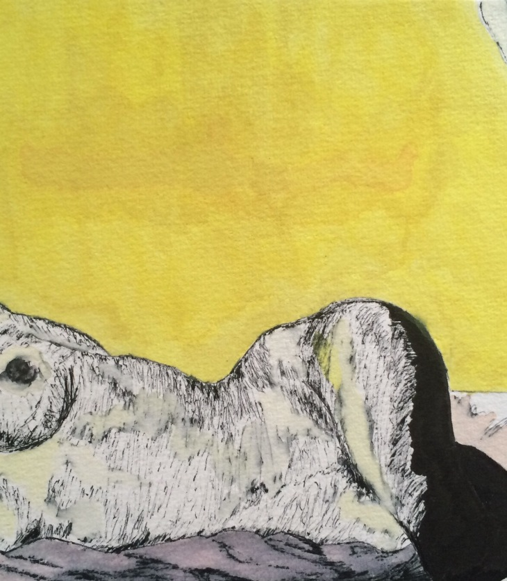 Venus at Rest by Kingsley Nwaeke