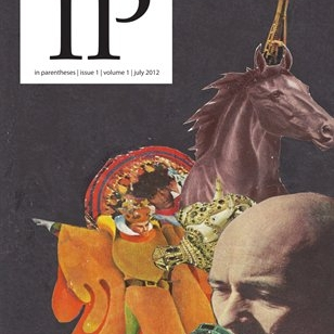 In Parentheses Literary Magazine / Volume 1 / Issue 1 / Cover Art