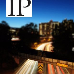 In Parentheses Literary Magazine / Volume 1 / Issue 4 / Cover Art