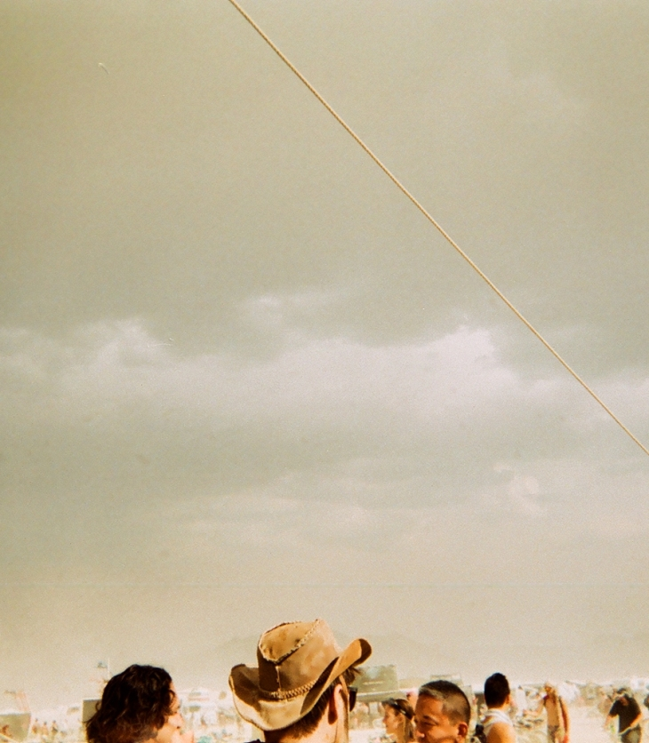 burning man disposable / in parentheses / phillipe martin chatelain / copyright 2021